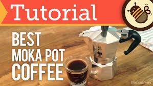 How To Make Moka Pot Coffee Espresso