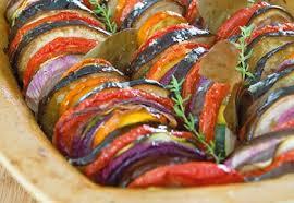 recette cuisine été tian de légumes d été recette interfel les fruits et légumes frais