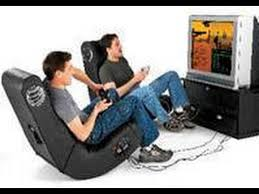 Ak Rocker Gaming Chair by How To Set Up An X Rocker Gaming Chair Youtube