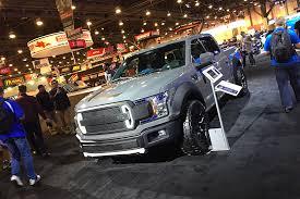 Truck Trend's SEMA Friday Roundup #TENSEMA17
