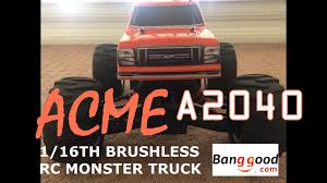 ACME A2040 ARR 1/16th Brushless RC Monster Truck REVIEW - YouTube Truck Cleaning Acme Ny Ice Storm Proves No Match For Fuel Thurstontalk 2010 Hino 338 Flag City Mack Cream Our Stories Innisfil Old Parked Cars 1960 Ford F350 Glass Gmp 1968 Gulf Racing C 10 Truck Tandem Car Trailer 1934 Ad White Trucks Delivery Sterling Laundry Original Line Infinitinet Lines Robstown Tx This Would Be A Great Way To Haul Gear My Outdoor Cinema Add 2017 Jlg 1930es Sale In Grand Forks Nd Equipment Style More Home