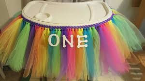 High Chair Tutu Highchair Tulle Skirt Rainbow Party 1st First ... Cheap Tutu For Birthday Find Deals On Line At New Arrival Pink And Gold High Chair Tu Skirt For Baby First Amazoncom Creation Core Romantic 276x138 Babys 1st Detail Feedback Questions About Magideal Baby Highchair Chair Banner Elephant First Decor Unique Tulle Premiumcelikcom Hawaiian Luau Decoration Tropical Etsy Evas Perfection Premium Toamo Black And Red Senarai Harga Aytai Blue Decorations Girl Inspirational