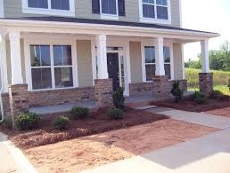 Columns On Front Porch by Brick Front Porch Columns Front Porch Columns Ideas U2013 Delightful