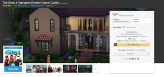 Amazon Sale: Purchase The Sims 4 Vampires For $10 | SimsVIP Origin Coupon Sims 4 Get To Work Straight Talk Coupons For Walmart How Redeem A Ps4 Psn Discount Code Expires 6302019 Read Description Demstration Fifa 19 Ultimate Team Fut Dlc R3 The Sims Island Living Pc Official Site Target Cartwheel Offer Bonus Bundle Inrstate Portrait Codes Crest White Strips Canada Seasons Jungle Adventure Spooky Stuffxbox One Gamestop Solved Buildabundle Chaing Price After Entering Cc Info A Blog Dicated Custom Coent Design The 3 Island Paradise Code Mitsubishi Car Deals Nz Threadless Store And Free Shipping Forums