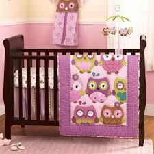 Baby Girl Owl Crib Bedding — Nursery Ideas Choosing Best Owl