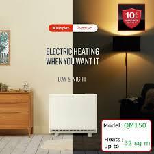 Dimplex Outdoor Patio Heater 1 by Dimplex Quantam Storage Heater Qm150 1 5kw Output Room Heater 3 3