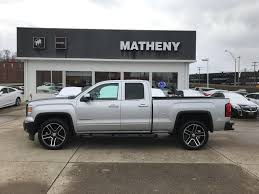 100 Gmc 2014 Truck Parkersburg Used GMC Sierra 1500 Vehicles For Sale