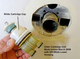 Fix Leaking Bathtub Faucet by How To Remove A Leaky Shower Valve Cartridge