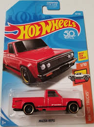 100 Hot Trucks Amazoncom Wheels 2018 50th Anniversary HW Mazda
