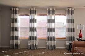 Black And White Striped Curtains Target by Striped Curtains For Real Dashing And Stunning Living Room Tips