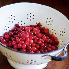 The Sweeter Side Of Cranberries