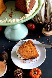 Iced Pumpkin Spice Latte Nutrition Facts by Frosted Pumpkin Puree Bundt Cake Lord Byron U0027s Kitchen