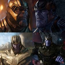 What Thanos Costumearmor Design Do You Prefer Gen Discussion
