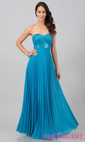 turquoise blue prom dresses strapless prom dresses promgirl
