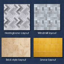 eye catching kitchen floor tile patterns you can boast about