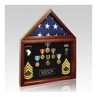 The Capitol Memorial Flag Display Case Is Ideal For Veterans