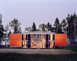 100 Adam Kalkin Architect 12 Container House In Blue Hill Maine Ideasgn By 2 Oh