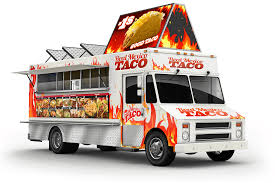 100 Food Trucks In Phoenix Truck Wraps Look More Professional Increase Business