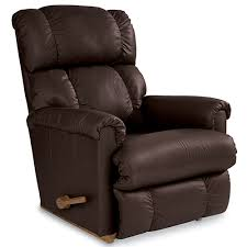 la z boy pinnacle leather rocker recliner boscov s