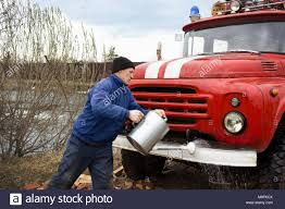 100 Fire Truck Driver 2 Old Stock Photos Old Stock Images Page