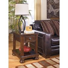 signature design by ashley porter chair side end table walmart com