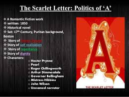 Politics of A The Scarlet Letter