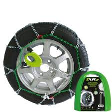 Snow Chains Green Valley TXR7 - Milestones