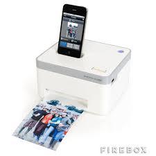 Cube Smartphone Printer Firebox Shop for the Unusual