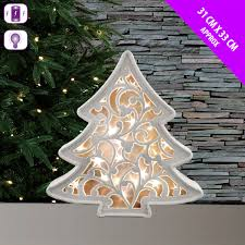Plastic Christmas Tree Ornaments White Christmas Decoration Christmas Ornaments