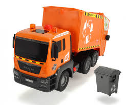 Pump Action Garbage Truck - Action Series - Themes - Shop.dickietoys.de
