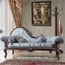 Tyx1324- European Style Solid Wood Chaise Lounge Sofa Chair/ Antique  Bedroom Furniture - Buy Lounge Sofa Chair,Antique Bedroom Furniture,Chaise  Chair ...