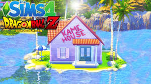 100 Kames House THE SIMS 4 KAME HOUSE SPEED BUILD
