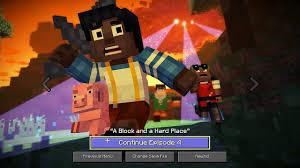 Minecraft Titanic Sinking Animation by Minecraft Story Mode Eaten Alive Episode 4 2 Video