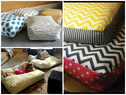 How To Make An Easy And Portable Cozy Pillow Bed Sewing Tutorial