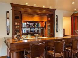 Pleasing Living Room Mini Bar Furniture Design S13