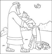 Kids Coloring Page From What39S In The Bible Featuring King David