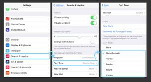 No Text or Message Notification Alerts or Sounds on iPhone Fixes