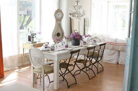 Dining RoomDining Room Shabby Chic Chairs With Contemporary Together Extraordinary Images Decor Stunning 55