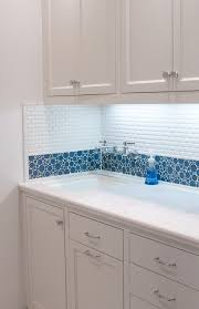 Akdo Glass Subway Tile by Akdo Bubbles Tile Contemporary Laundry Room Benjamin Moore