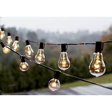vintage edison bulb outdoor string lights my wish list
