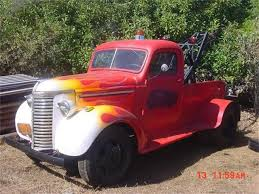 100 1940 Trucks Chevrolet Tow Truck For Sale ClassicCarscom CC1120326