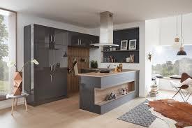 musterring küche mr2400 farbe nero grau contemporary