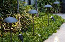 Landscape Lighting Outdoor Fixtures for Garden and Yard