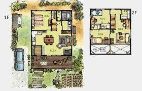 104 Japanese Modern House Plans Japanesque Floorplan Style Home Design Floor