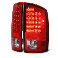 07-08 Dodge Ram Pickup Truck Euro LED Tail Lights - Red / Clear 111 ... Amazoncom Driver And Passenger Taillights Tail Lamps Replacement Home Custom Smoked Lights Southern Cali Shipping Worldwide I Hear Adding Corvette Tail Lights To Your Trucks Bumper Adds 75hp 2pcs 12v Waterproof 20leds Trailer Truck Led Light Lamp Car Forti Usa 36 Leds Van Indicator Reverse Round 4 Braketurntail 3 Panel Jim Carter Parts Brake Led Styling Red 2x Rear 5 Functions Ultra Thin Design For Rear Tail Lights Lamp Truck Trailer Camper Horsebox Caravan Volvo Semi Best Resource