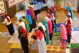 What Is A Muslim Prayer Curtain by Progressive Muslims Launch Friendly Women Led Mosques In