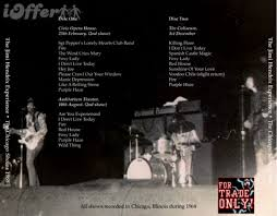 Jimi Hendrix Killing Floor Mp3 by Jimi Hendrix Cd The Chicago Shows 1968 Double Cd For Sale