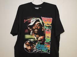 Beenie Man Vintage Hip Hop Rap Concert T Shirt