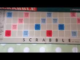 how to play scrabble board game rules instructions letter