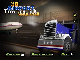 Airport Tow Truck Simulator 3D – Android Apps On Google Play